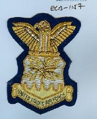 Military Wire Badge (ECB-1157)
