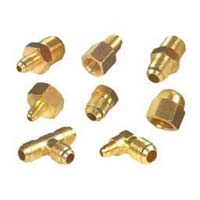 Brass Refrigeration Fittings