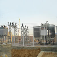 Tabular Substation