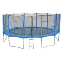 GSD Enclosed Trampoline