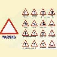 Warning Road Signs