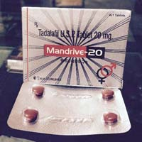 Mandrive Tablets