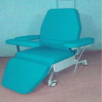 Manual Phlebotomy Chair (SAFEC)