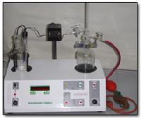 Karl Fischer Apparatus for Moisture Content Determination