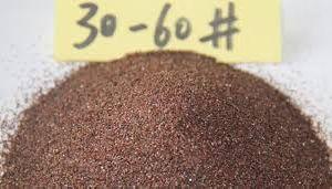 Garnet Powder 01