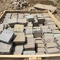 Multi Brown Sandstone Cobbles
