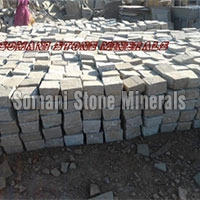 Multi Color Sandstone Cobbles 02