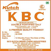 Double Fortified Salt