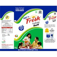 KBC\'s Fresh Cooking Salt