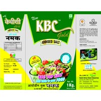 New KBC Gold Salt