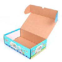 printed paper corrugated carton