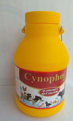 10 Ltr (Plastic) Cynophos-Gold Liquid