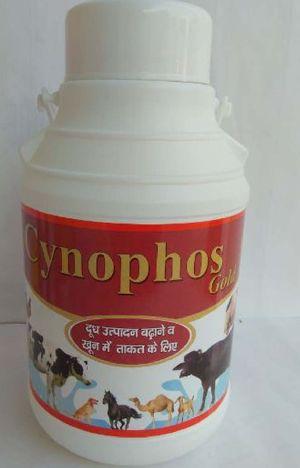 5 Ltr (Plastic) Cynophos-Gold Liquid