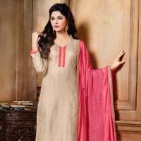 Unstitched Silk Suits