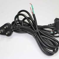 three pin power cord