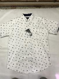 H/S Printed Shirt