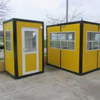 Sandwich Panel Portable Cabins