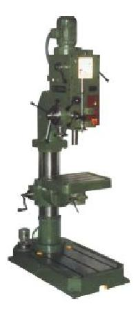 All Geared Pillar Type Drilling Machine