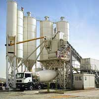 Concrete Batching Plant Turnkey Project