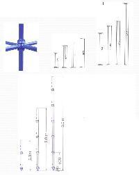 Cuplock Scaffold System