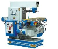 Heavy Duty Geared Universal Milling Machine