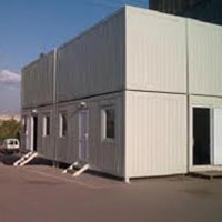 Sandwich Panel Portable Cabin