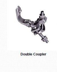 Scaffolding Double Coupler