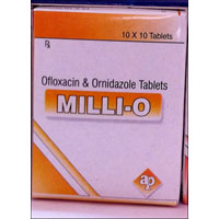Ofloxacin Tablets (Milli-O)