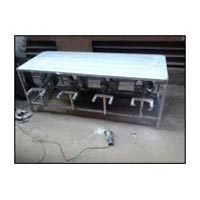 Item Code : AKCT-01 (Canteen table with folding stools)