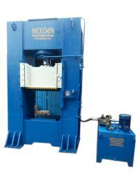 Closed Frame Hydraulic Press