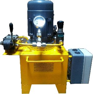 Hydraulic Power Pack 01