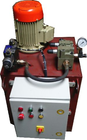 Hydraulic Power Pack 02