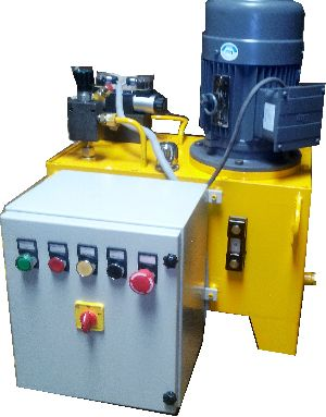 Hydraulic Power Pack 04