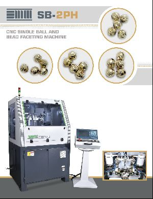 CNC Single Ball & Bead Faceting Machine(SB-2PH)