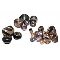 Copper Nickel Screwed Pipe Fittings