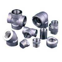 Duplex Steel Screwed Pipe Fittings
