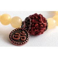 Rudraksha Combination Bracelet
