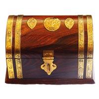 Wooden Jewellery Box 01