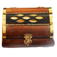 Wooden Jewellery Box 03