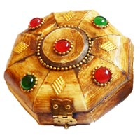 Wooden Jewellery Box 04
