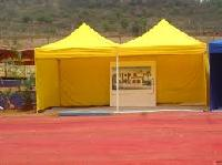 Demo tent