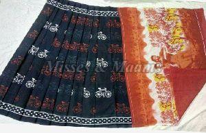 Ladies Cotton Saree 10