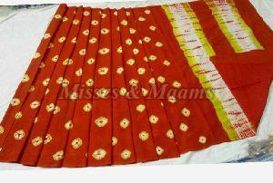 Ladies Cotton Saree 12