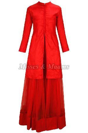 Ladies Designer Gown 02