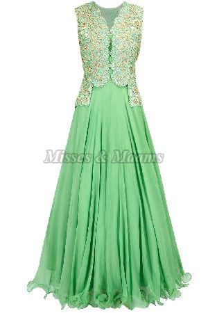 Ladies Designer Gown 03