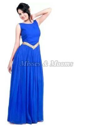 Ladies Designer Gown 06