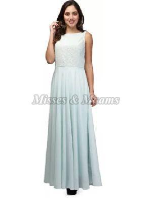 Ladies Designer Gown 07