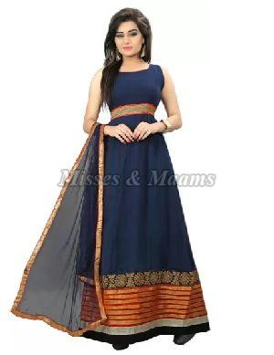 Ladies Designer Gown 08