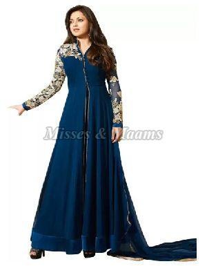 Ladies Designer Gown 09