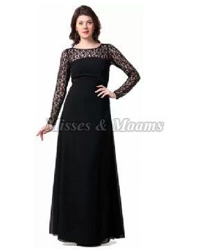 Ladies Designer Gown 10